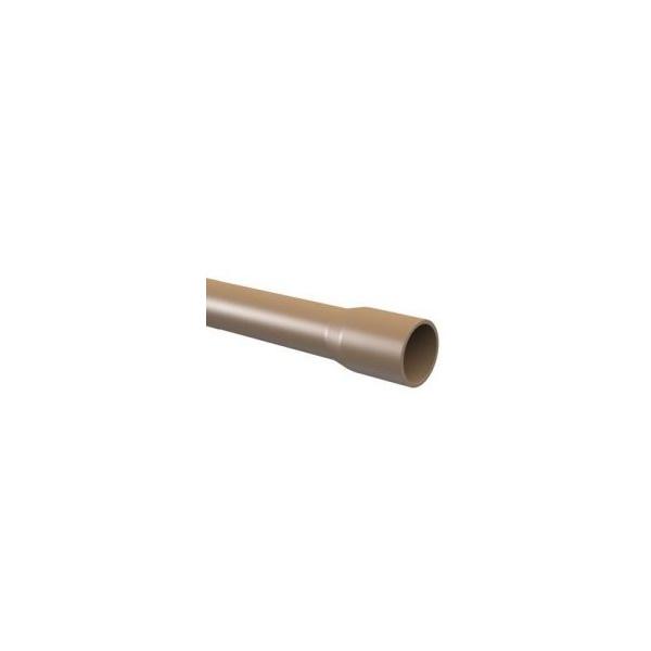 Tubo Soldável 40mm Marrom - Tigre