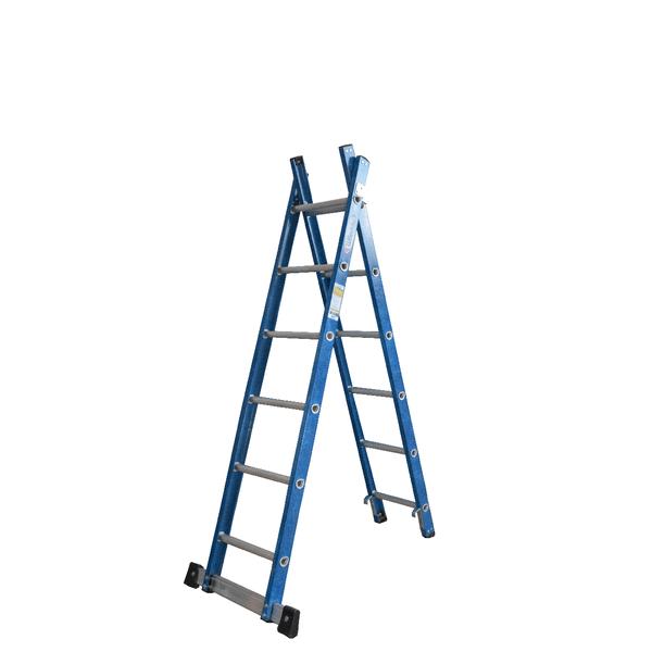 Escada Tesoura Extensível Premium 6x10 Dregaus – WBertolo