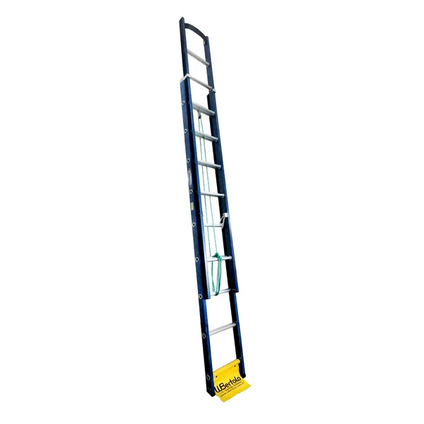 Escada Extensível Premium 2,90 x 4,70m - 15 Degraus – WBertolo