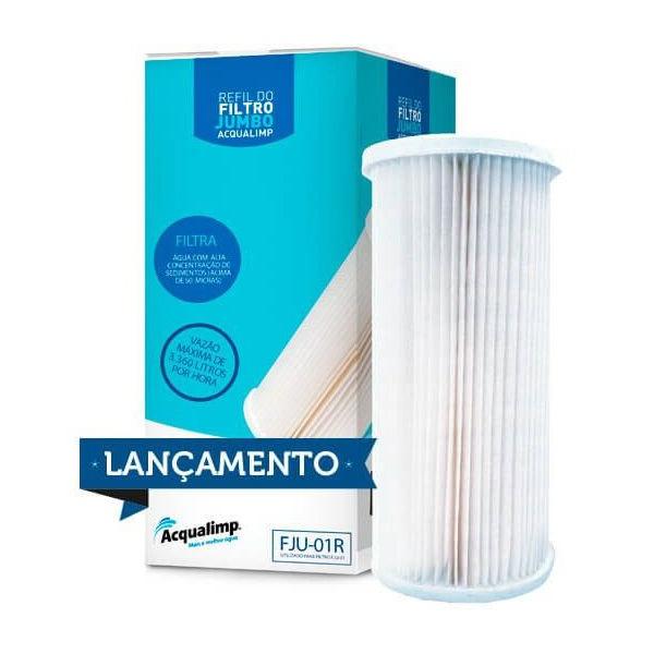 Refil para Filtro Jumbo - Acqualimp