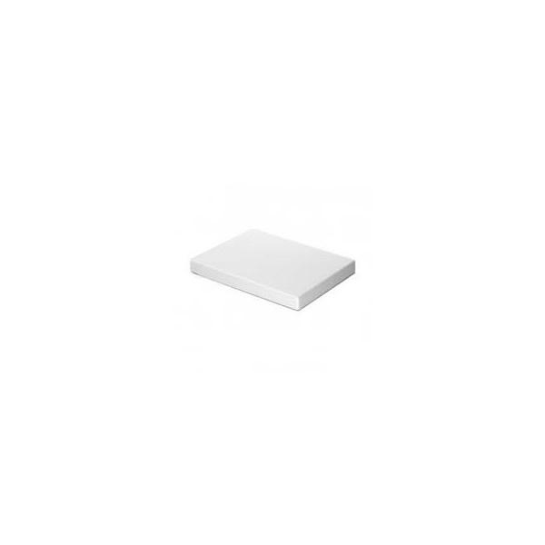 Assento Termofixo Deca com Slow Close e Easy Clean Quadratta Branco - AP.446.17
