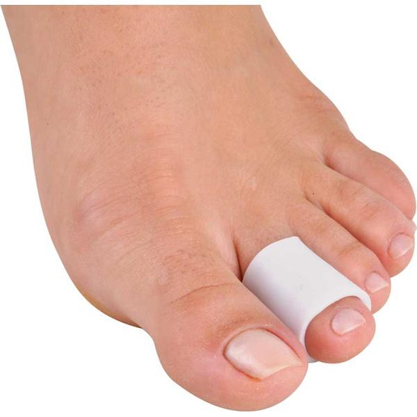 Protetor para os Dedos Anelar Branco