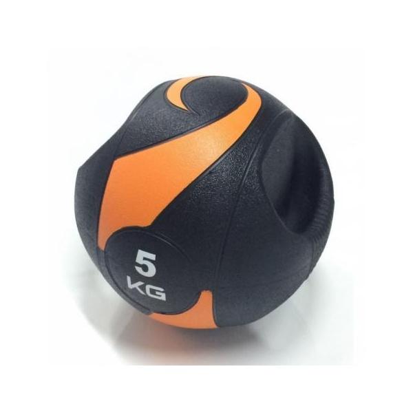 Medicine Ball Com Pegada 5Kg - Live Up