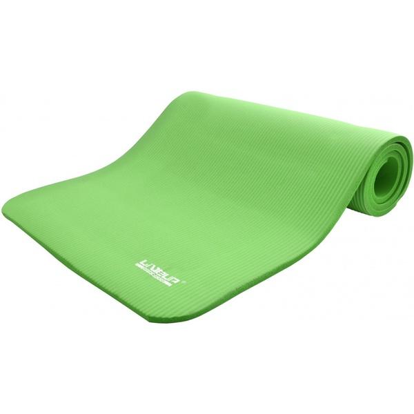 Colchonete em Nbr para Pilates e Yoga Live Up - Verde