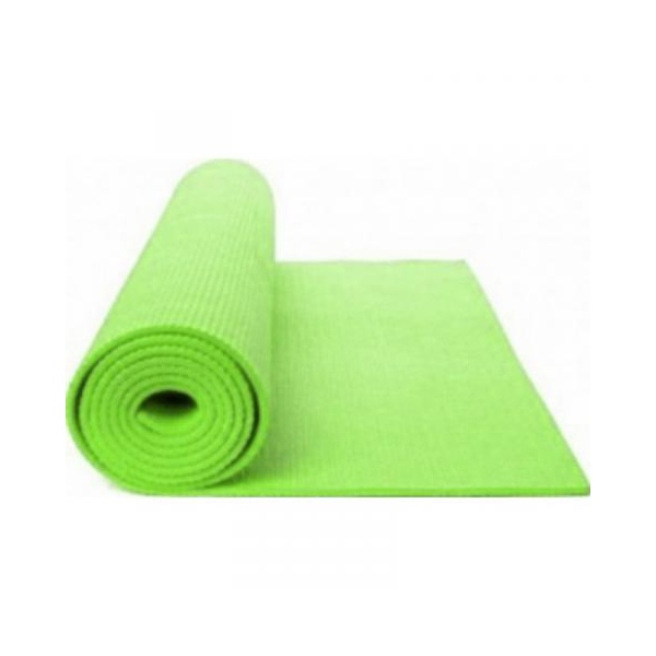 Tapete em Pvc para Pilates e Yoga Live Up - Verde