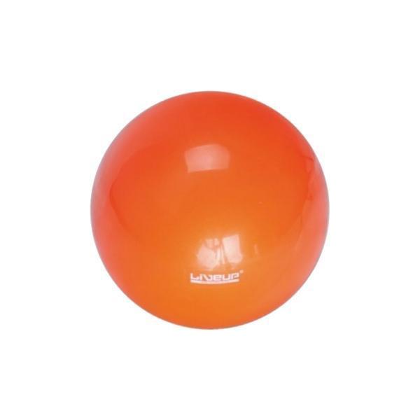 OverBall 25 Cm Para Pilates Live Up - Laranja
