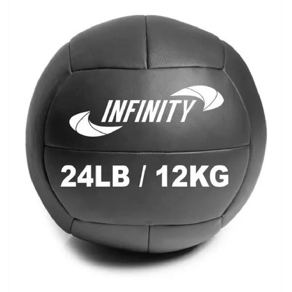 Wall ball em Couro 12 Kg