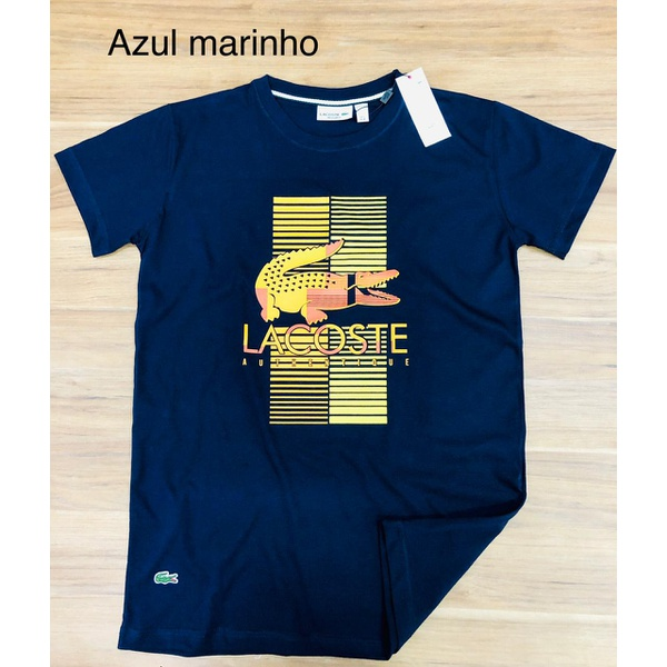 CAMISETA LCT ESTAMPADA
