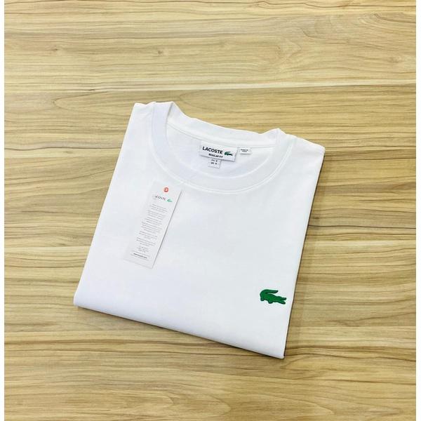 Camiseta LCT Básica Branca V