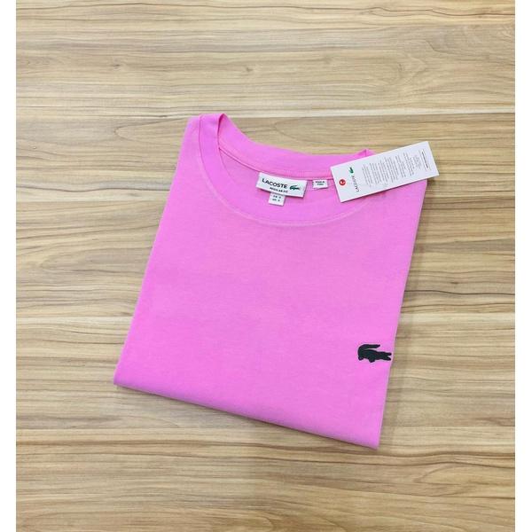 Camiseta LCT Básica Rosa