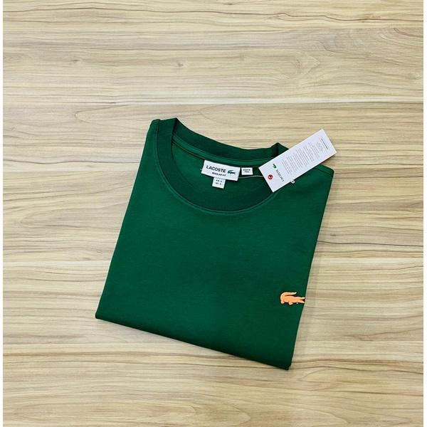 Camiseta LCT Básica Verde Escuro L