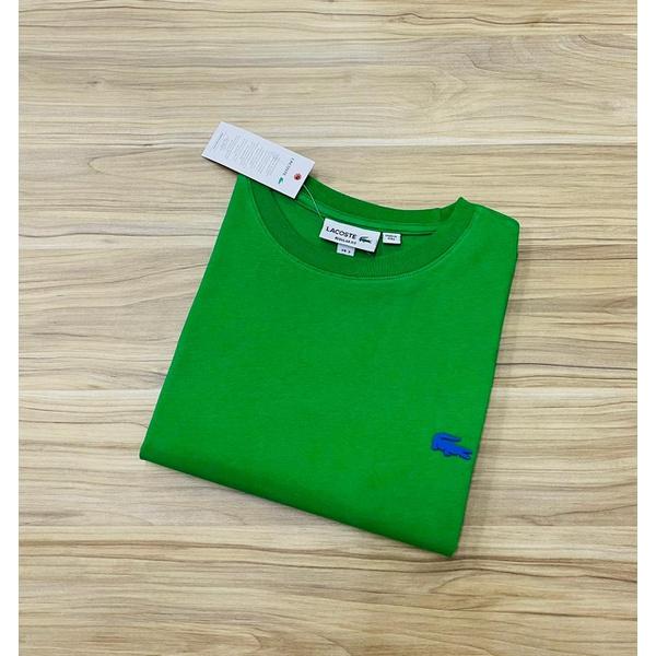 Camiseta LCT Básica Verde a