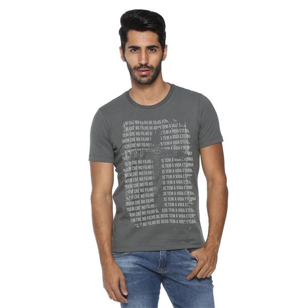 Camiseta Filho de Deus Cinza