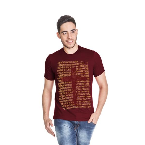 Camiseta Filho de Deus Bordo