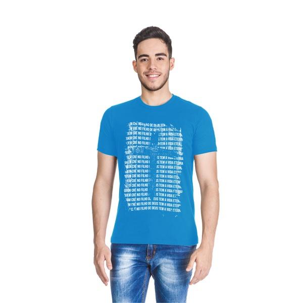 Camiseta Filho de Deus Azul