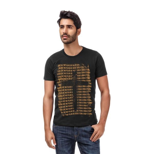 Camiseta Filho de Deus Preto