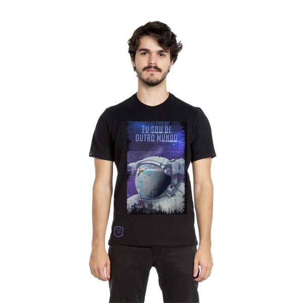 Camiseta Eu Sou de Outro Mundo