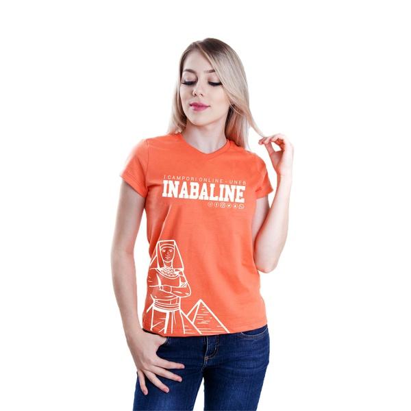 Camiseta Inabaline Baby Look