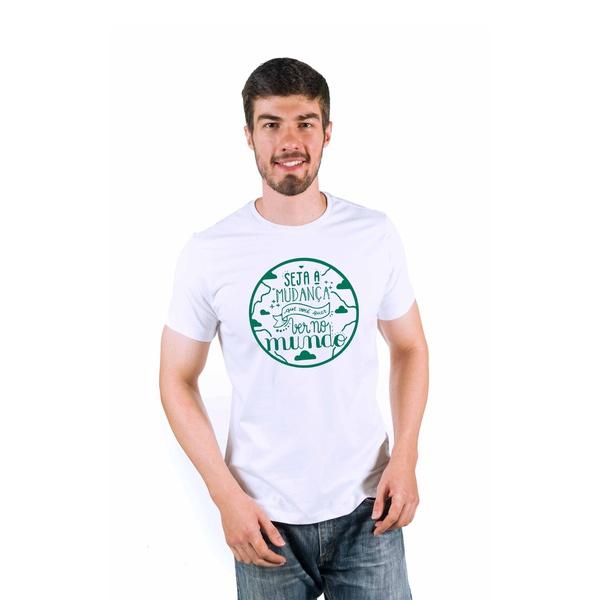 Camiseta Adra Seja a Mudança