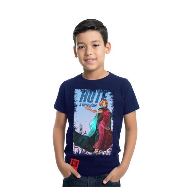 Camiseta Infantil Heroes Rute