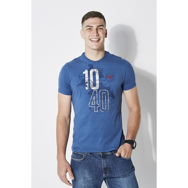 Camiseta Missão 1040