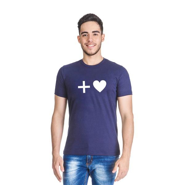 Camiseta Mais Amor
