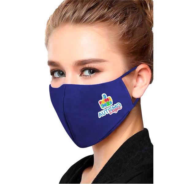 Máscara Autismo Legal
