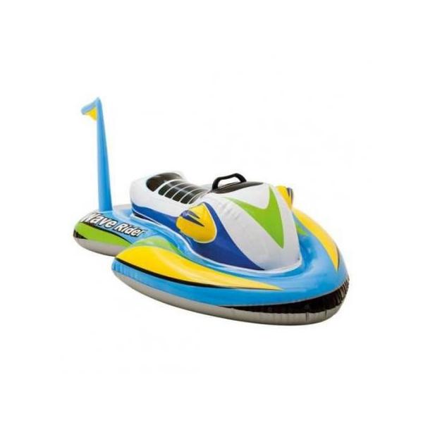 Boia Jet Ski Ondas Inflável