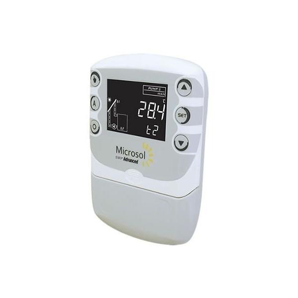 Controlador Digital Microsol SWP Full Gauge
