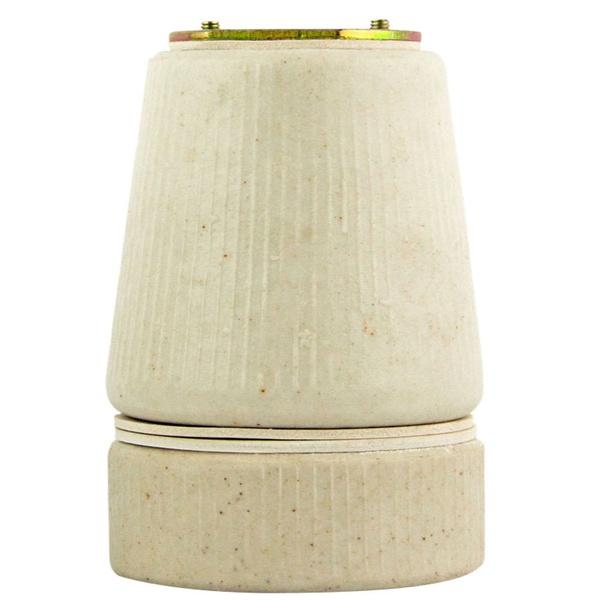 Porta Lâmpada em Porcelana E 27 40.03 Fox Lux