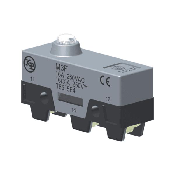 Microrutor Básico (micro chave) M3F Kap