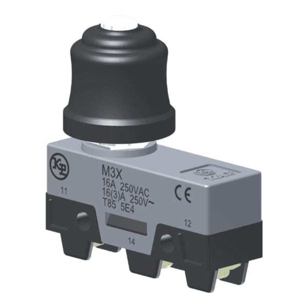 Microrutor Básico (micro chave) M3X Kap
