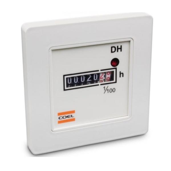Totalizador de Horas DH 220V Coel