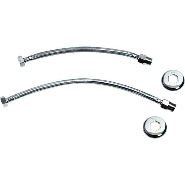 Ligação Flexível Malha de Aço 40cm 4607.C.040 Deca