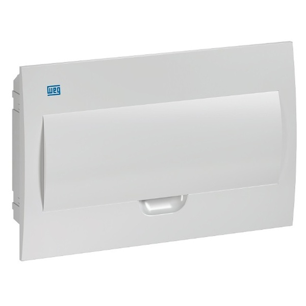 Quadro para 18 Disjuntores Embutir Branco QDW02-18-BE Weg
