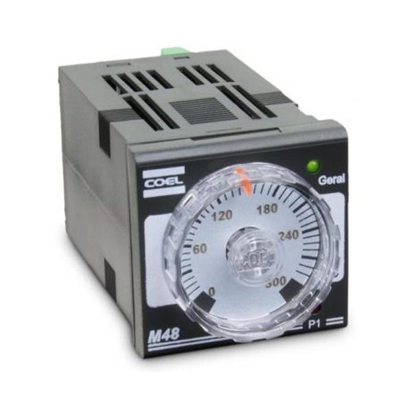 Controlador de Temperatura Bivolt ON/OFF M48WRJ3-P Coel