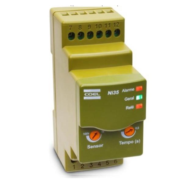 Controlador de Nível NI35W Coel