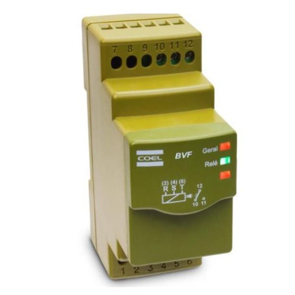 Monitor de Tensão Trifásico BVF Coel