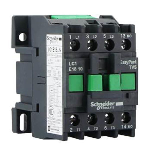 Contator Tripolar 18A 220VCA LC1E1810M7 Schneider