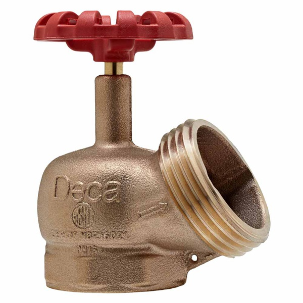 Válvula para Hidrante 45 Graus 000.H97.212.18 Deca