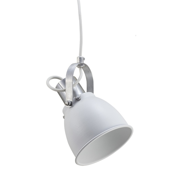 Pendente para 1 Lâmpada E27 Branco
