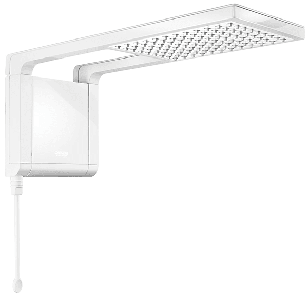 Chuveiro Acqua Storm Ultra Eletrônico Branco 220V 7800W Lorenzetti