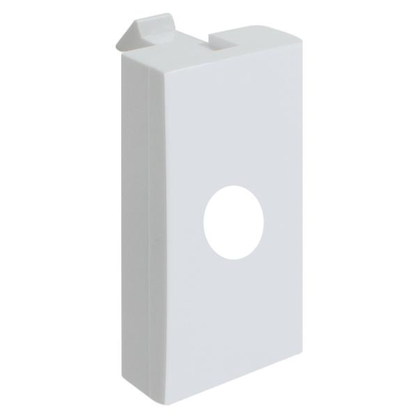 Módulo Saída de Fio 85029 Embalagem com 2 Peças Bianco / Inova Pró Alumbra