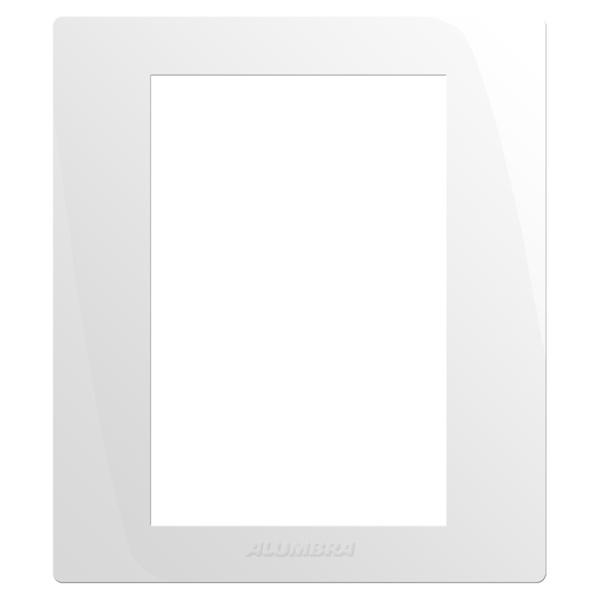 Caixa Sobrepor com Placa para 3 Módulos 85117 Inova Pró Alumbra