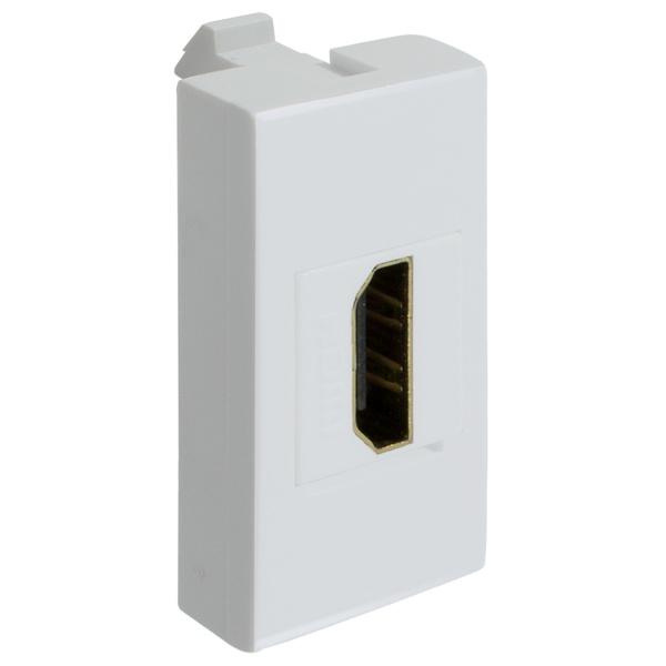 Módulo HDMI 85079 Bianco / Inova Pró Alumbra