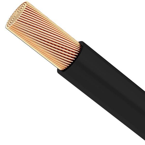 Cabo Flexível 750V 2,5mm² Preto / Cores Diversas Rolo com 100 Metros Prysmian