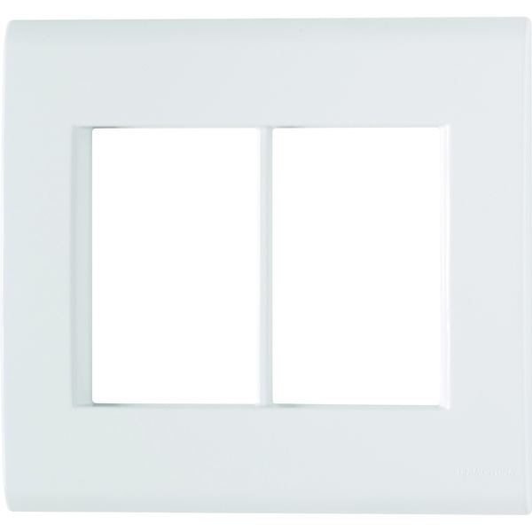 Placa 4x4 com Suporte para 6 Módulos 57106/031 Tramontina