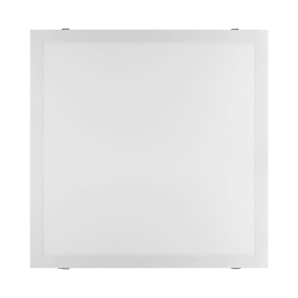 Plafon de LED Embutir 40x40cm Quadrado 36W Branco Neutro