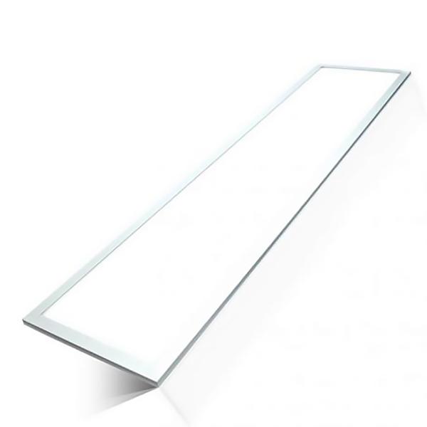 Plafon de LED Embutir 1,20x30cm Retangular 45W Branco Neutro