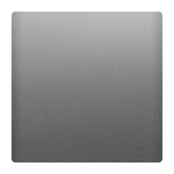 Placa 4x4 Cega com Suporte AC1500/44 Dicompel